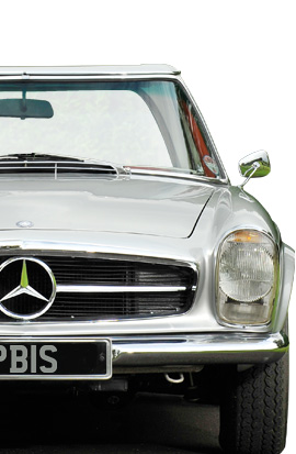 Mercedes owners classic insurance